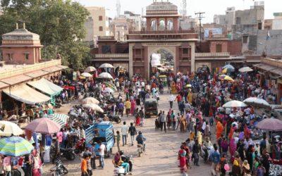 Jodhpur, la perle du Rajasthan