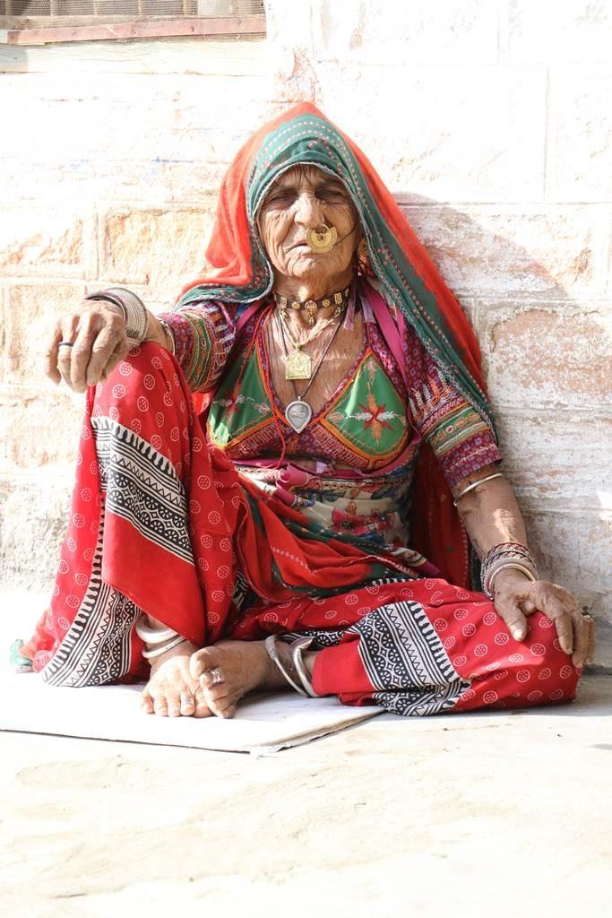 Rajasthan Bishnoi village