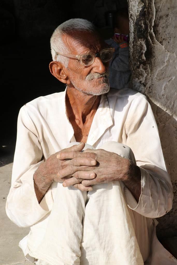 Rajasthan Bisnoi village