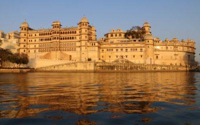 Udaipur, la cité romantique du Rajasthan