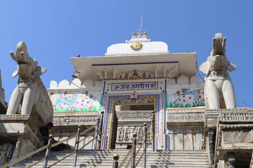 Udaipur Jagdish Temple