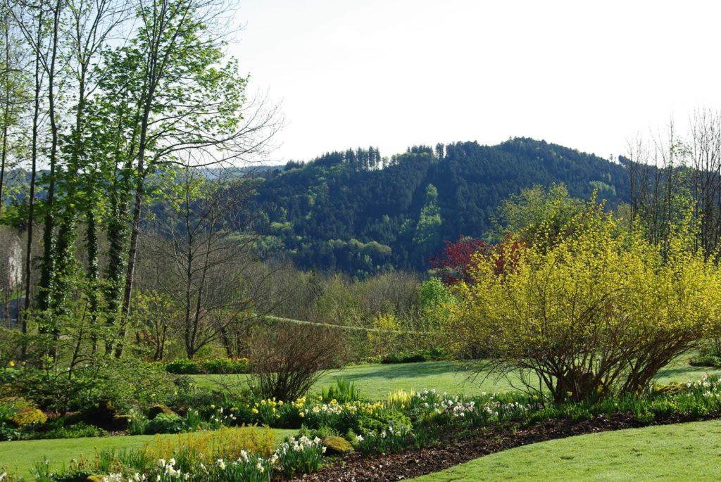 Le jardin de berchigranges dans les vosges la terre est for Architecte de jardin namur