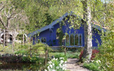 Le jardin de Berchigranges, dans les Vosges