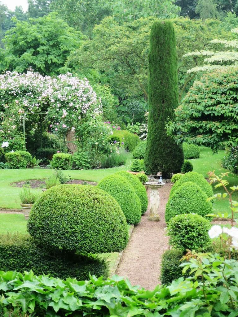 Jardin de collectionneur
