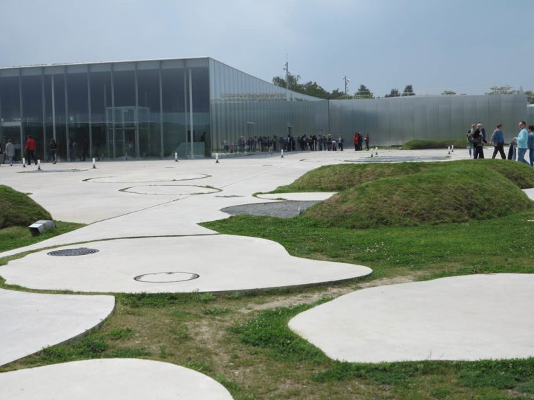parc du Louvre-Lens