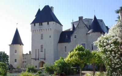 Le Château du Rivau et ses jardins de conte de fées
