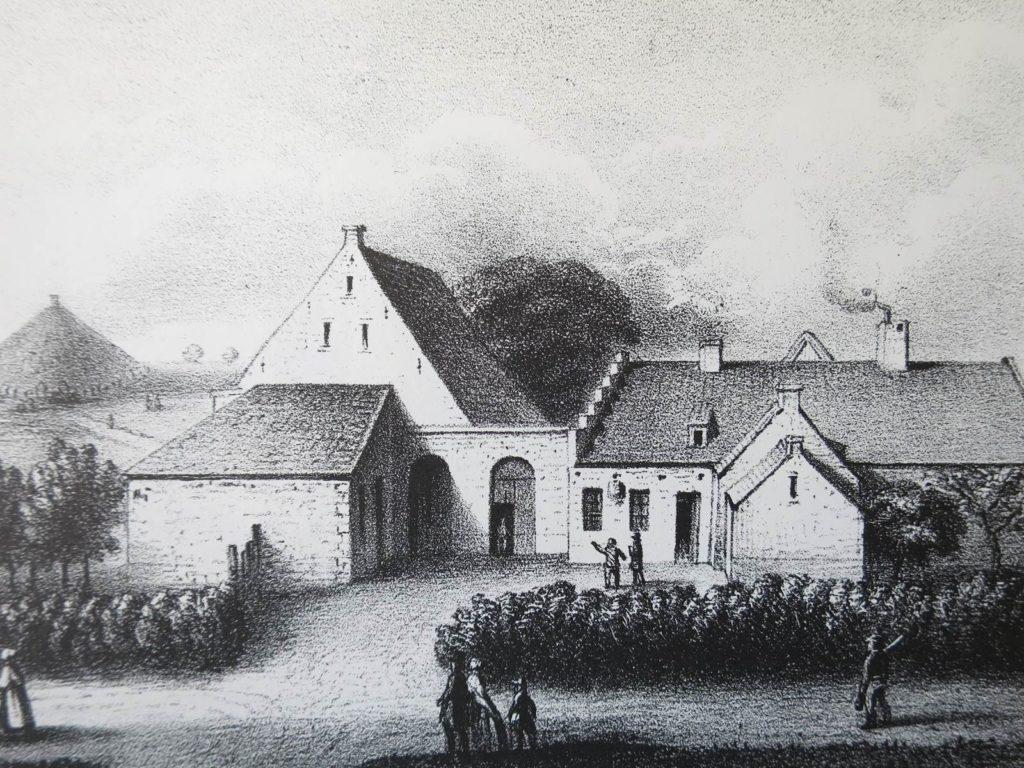 Ferme château de Fichermont