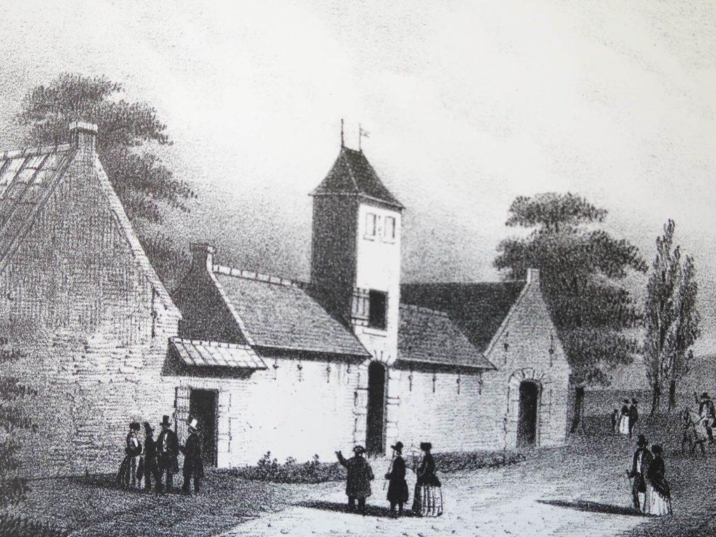 Ferme de Mont-Saint-Jean