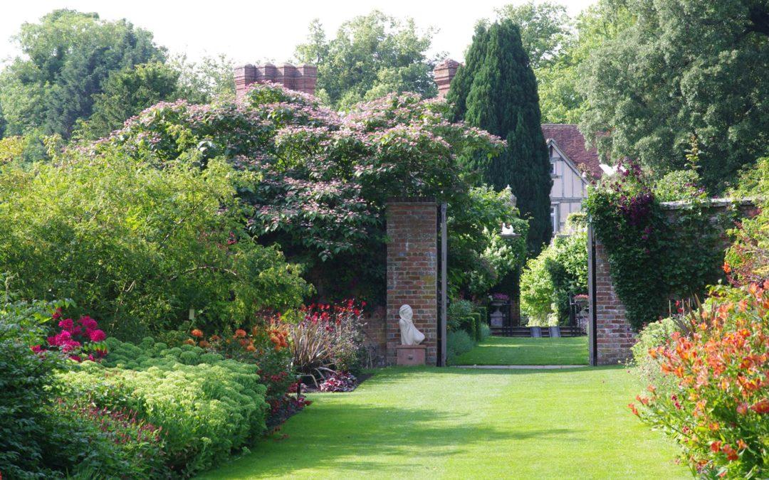 Pashley Manor, la maestria du jardinage