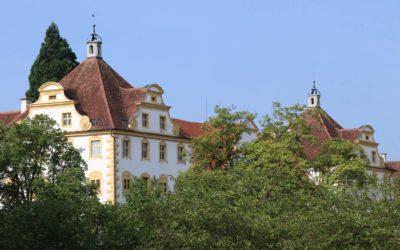 Abbaye de Salem, au sud de l'Allemagne