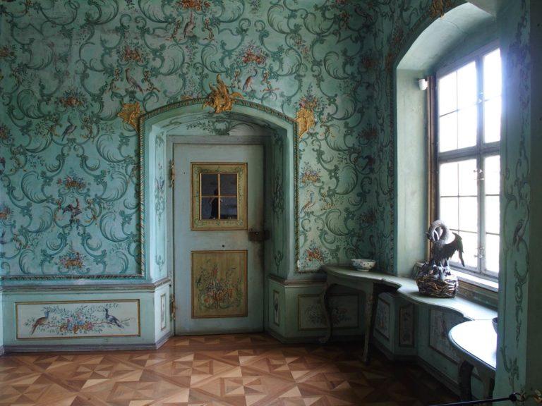 Abbaye de Salem cabinet privé