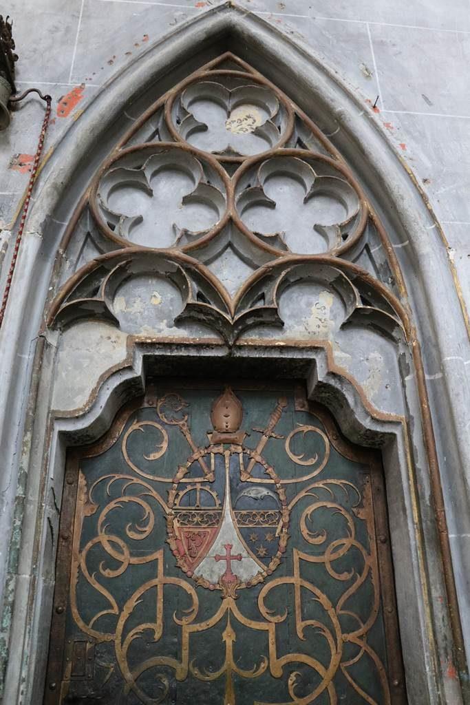 Abbaye de Salem cathédrale