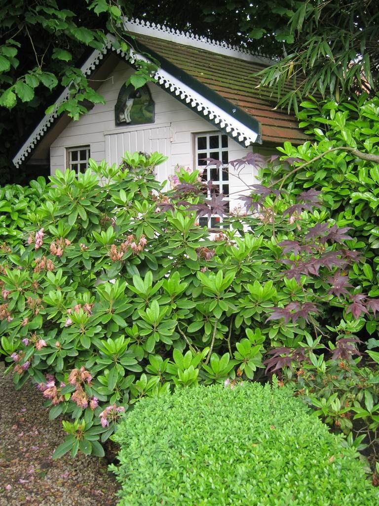 Abri de jardin avec ou sans permis