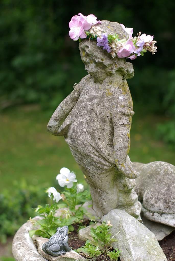 Jardin d'Alice par Michèle Purnal