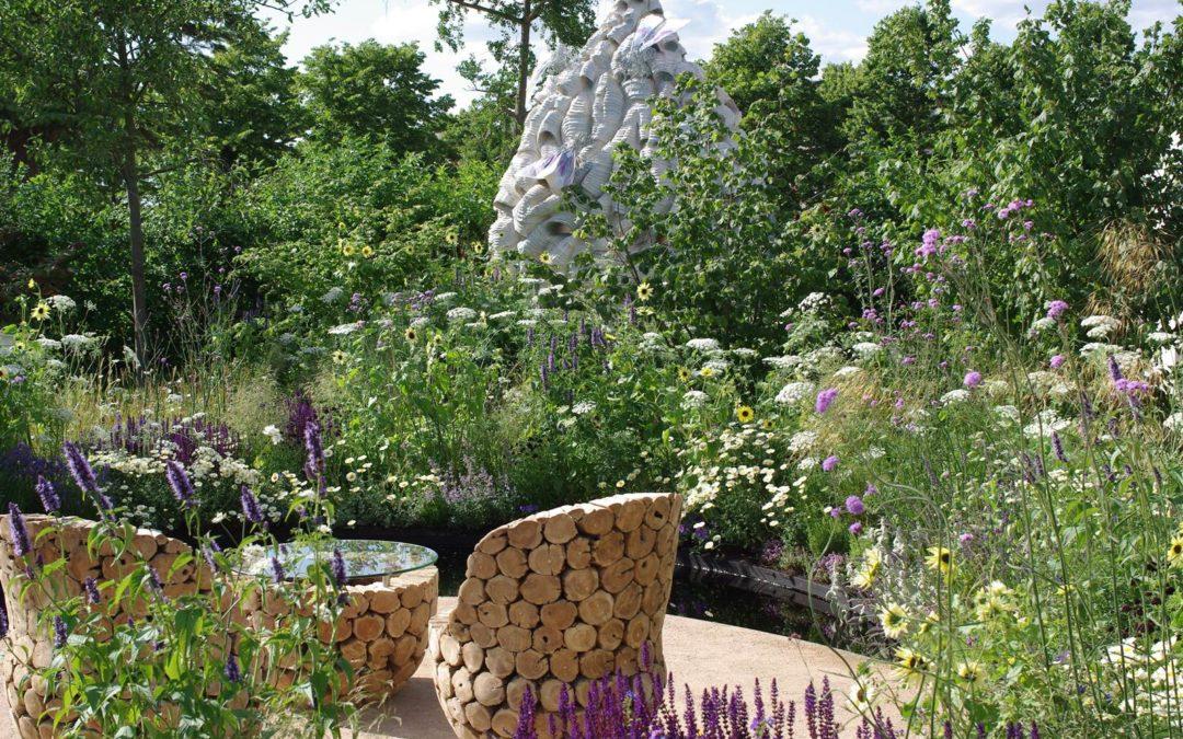 Jardin mellifère, pour les abeilles et les bourdons