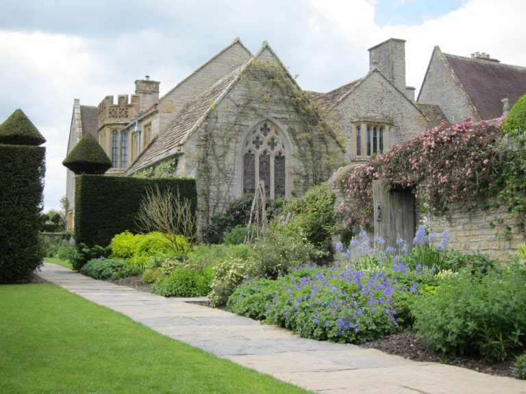 Lytes Cary Manor