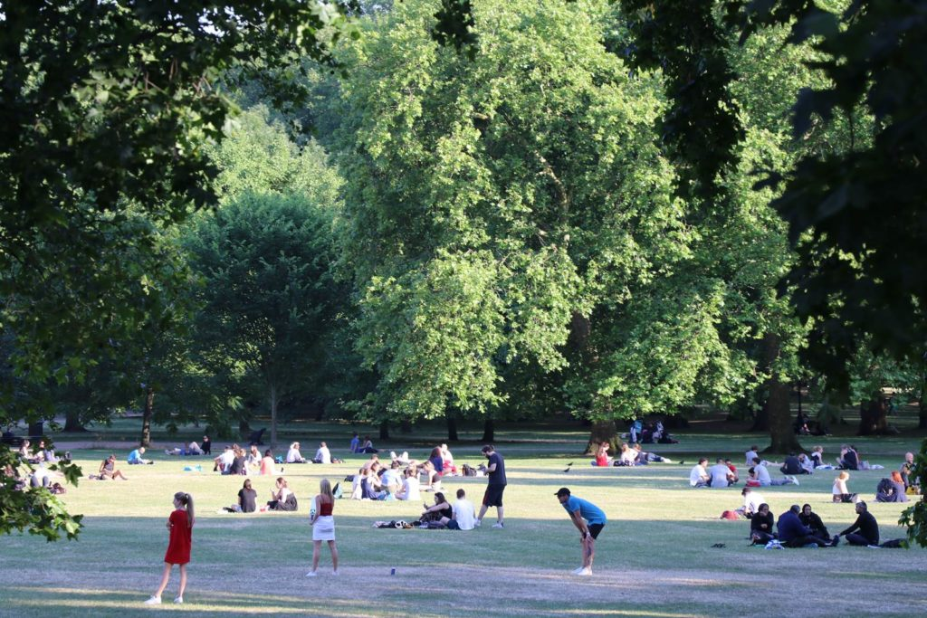 Londres Green Park