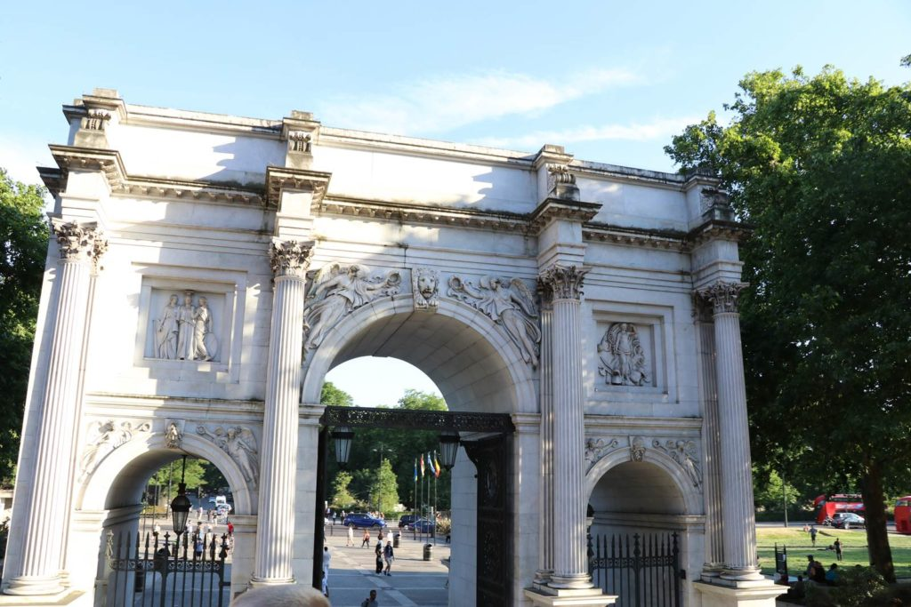 Londres Marble Arch