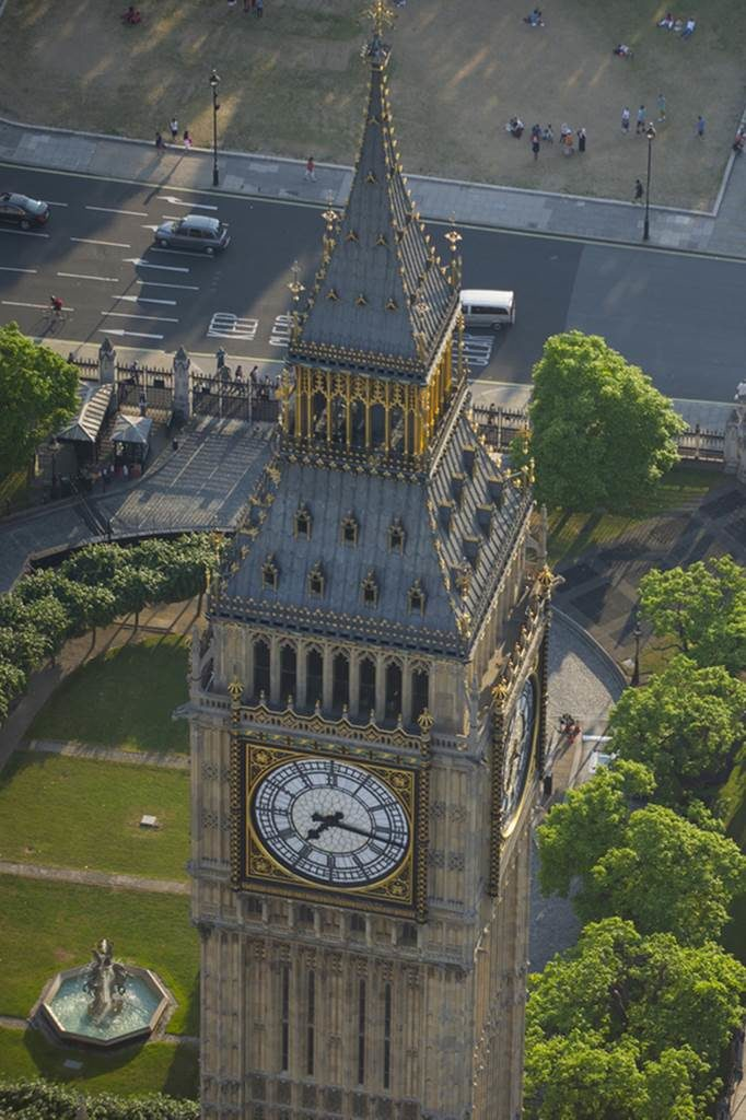 Londres Big Ben (c) Visit Britain