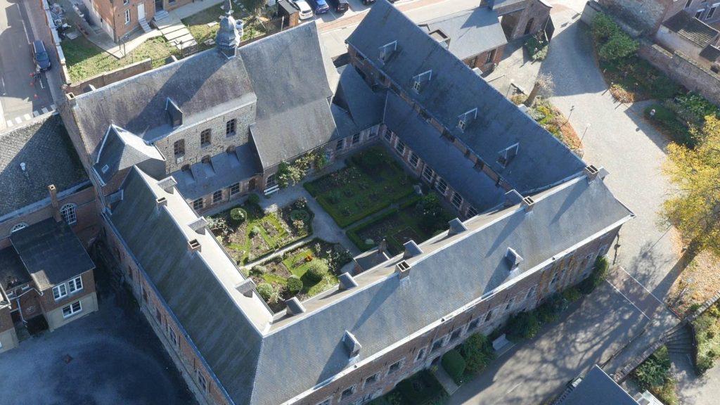 Ancien Hôpital Saint-Jacques au Roeulx