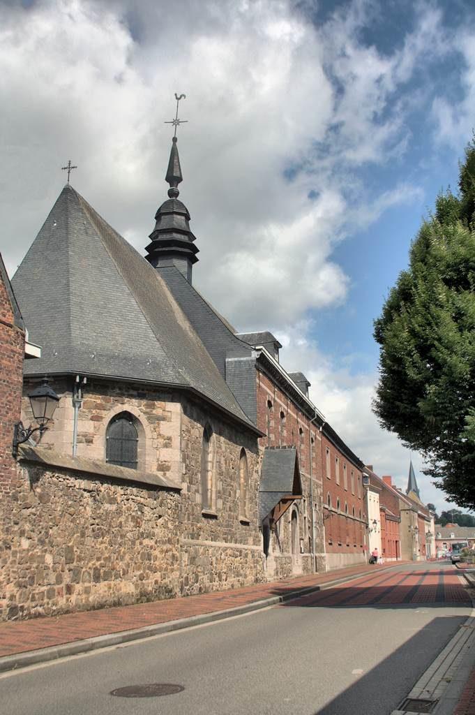 Le Roeulx Hopital Saint Jacques