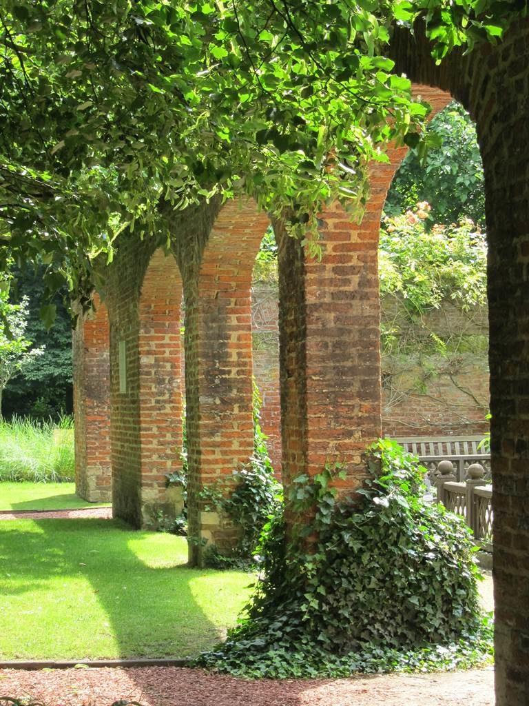Jardins de la Maison d'Erasme