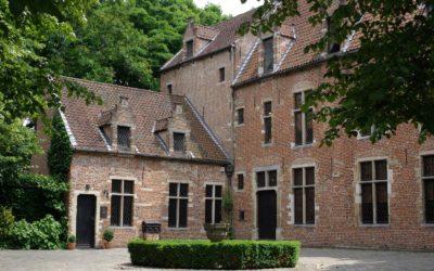 Les Jardins de la Maison d'Erasme à Anderlecht