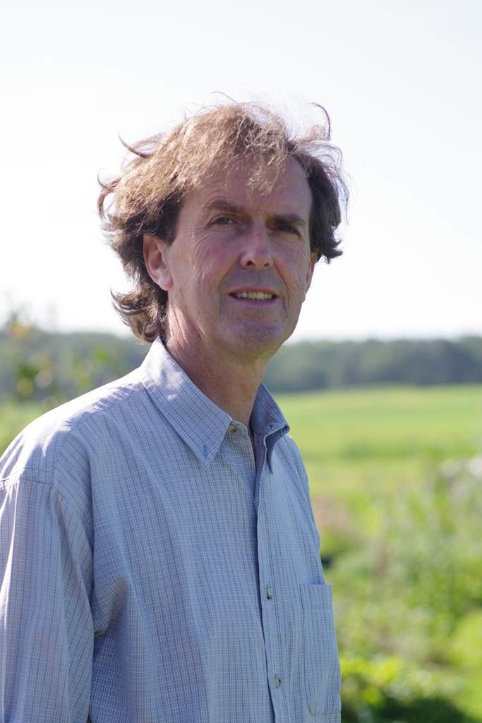 Potager en permaculture à Nethen Herman Pirmez