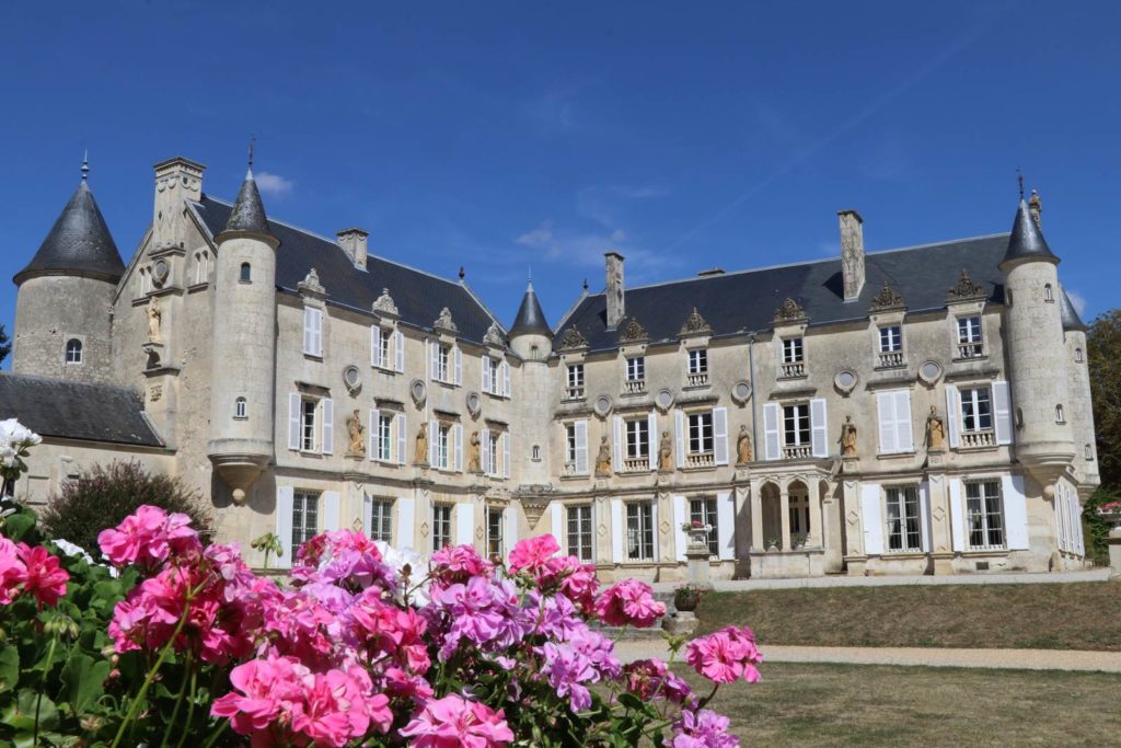 Chateau de Terre Neuve