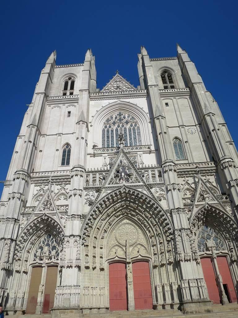 Nantes cathédrale