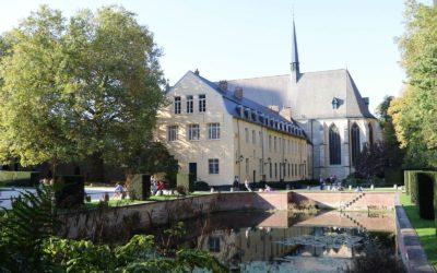 L'Abbaye de La Cambre et ses jardins