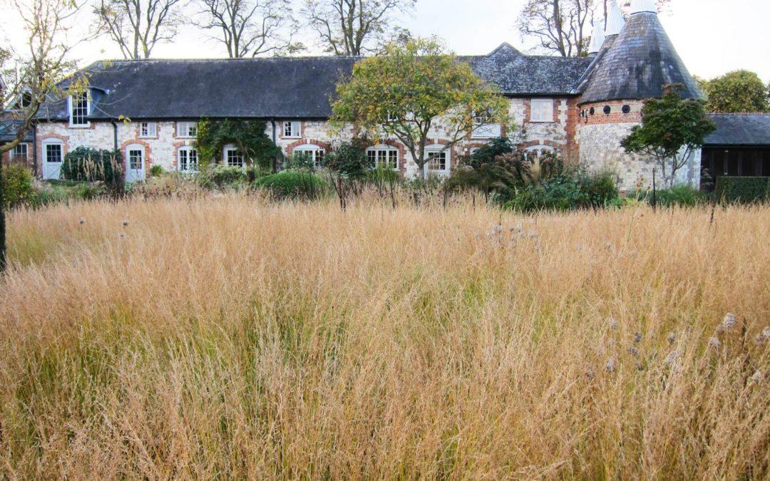 Les deux jardins de Bury Court