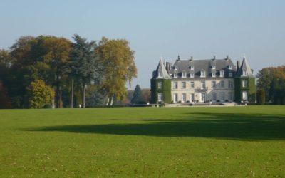 Le parc du Château de La Hulpe