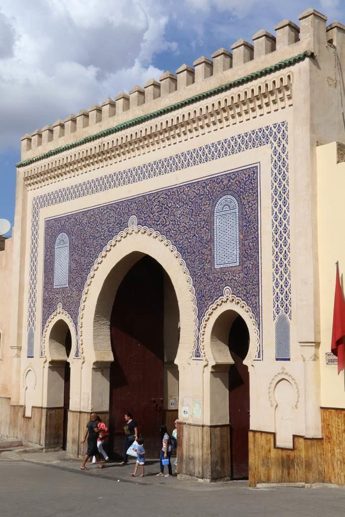 Fes Bab Boujeloud