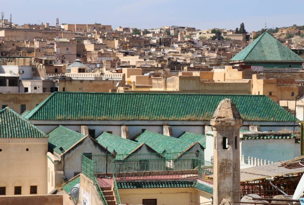 Fes Mosquée Karaouiyine