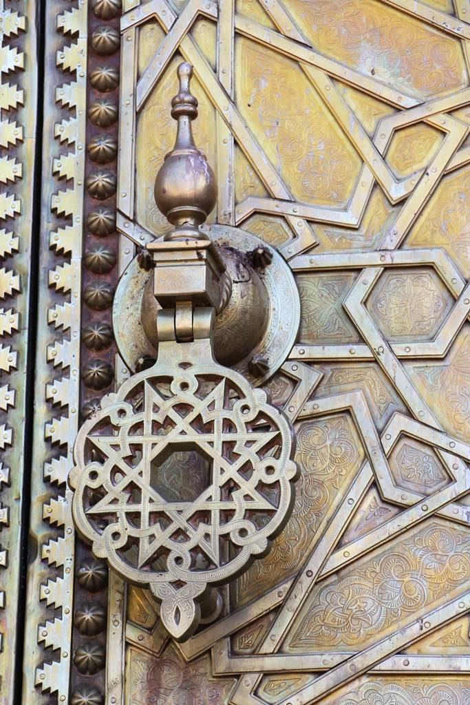 Fes porte du palais royal