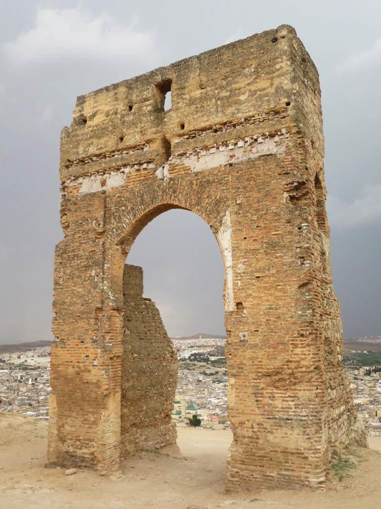 Fes tombeaux des Merinides