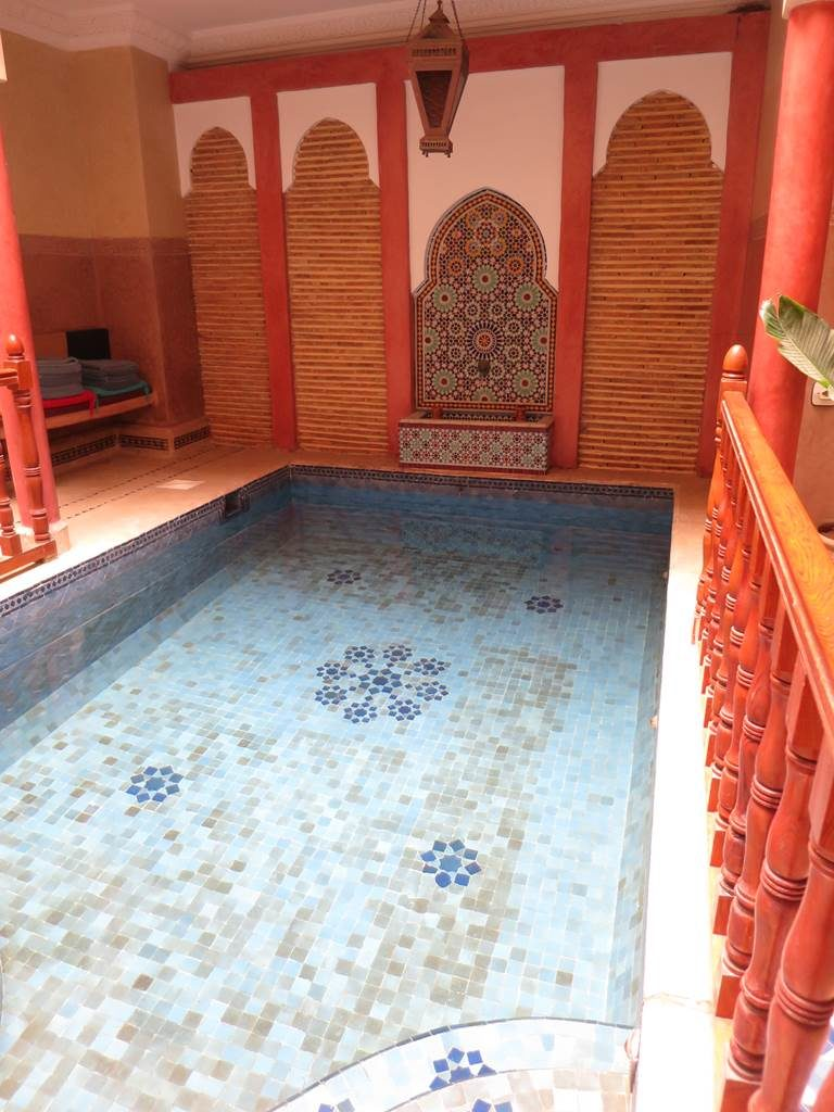 Marrakech La Mamounia