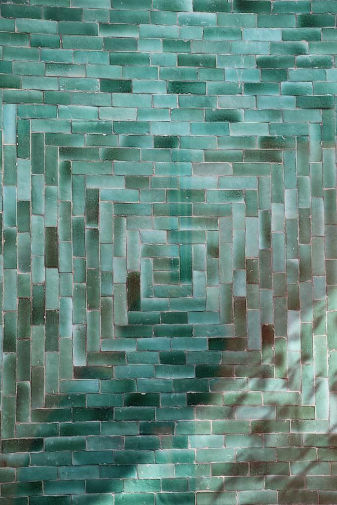 Marrakech Musée Yves St Laurent