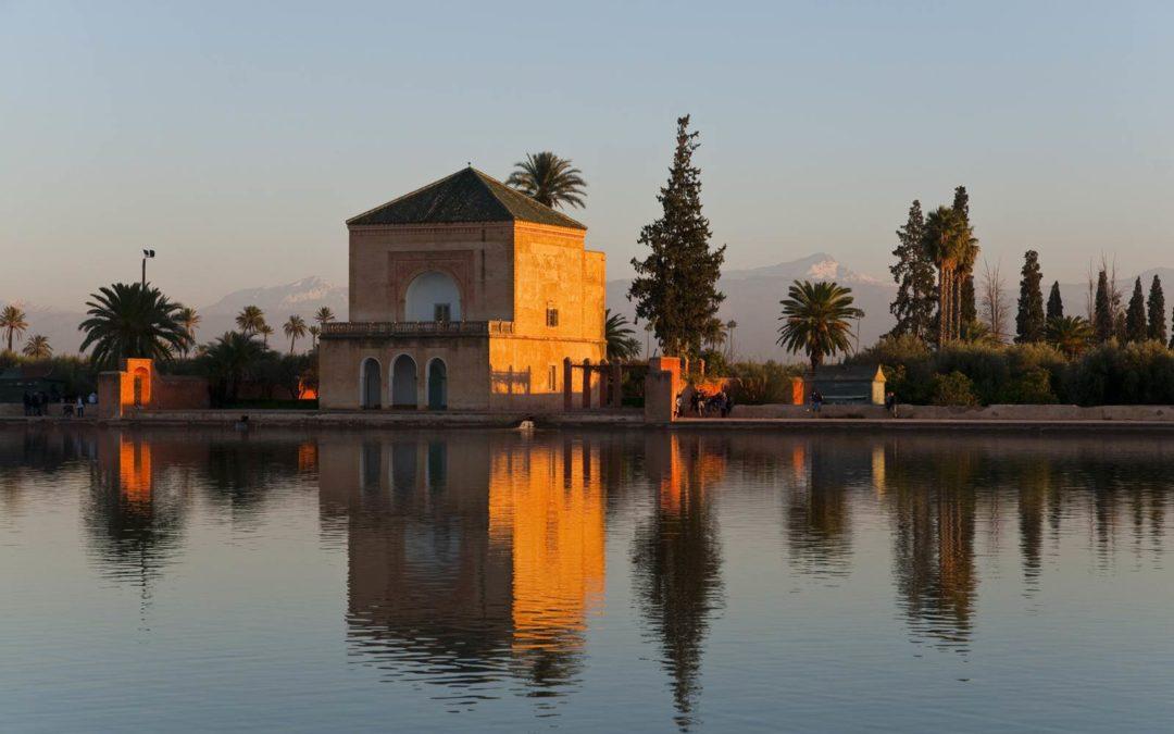 Marrakech, découverte de la ville rouge