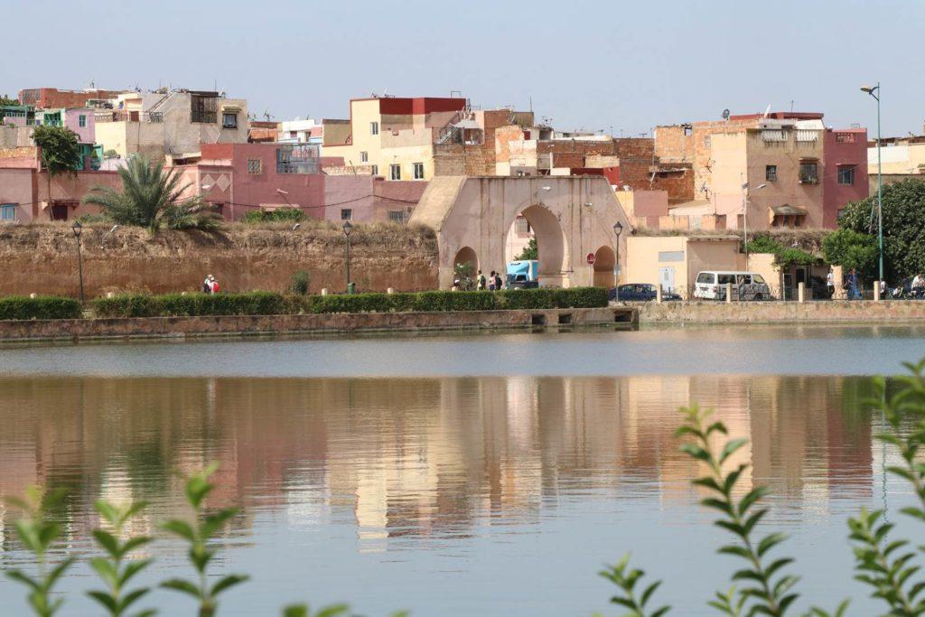 Meknes bassin de l'Agdal