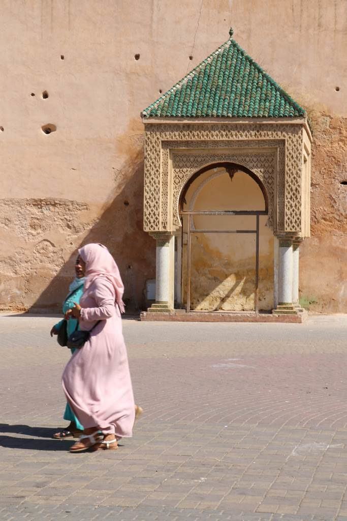 Meknes place el Hedim