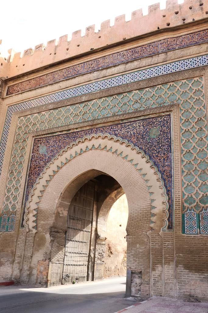 Meknes porte