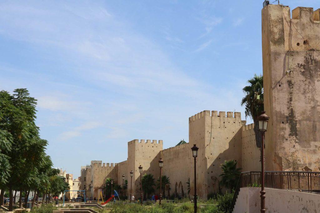 Meknes remparts