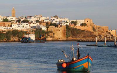 Rabat, ville impériale au bord de l'océan