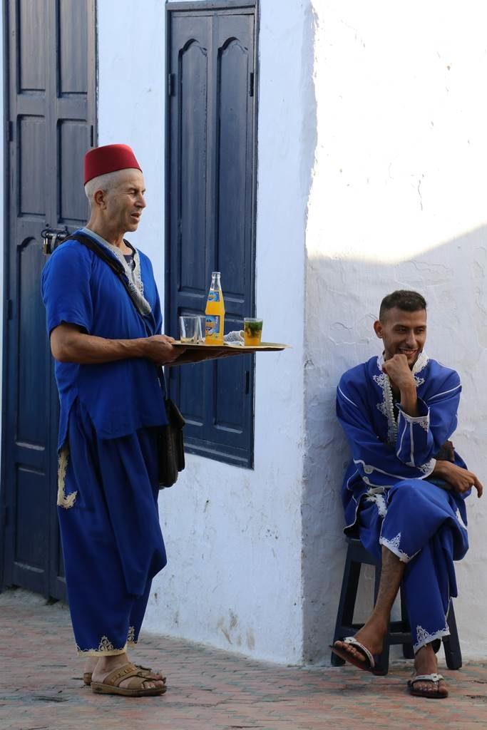 Rabat Café Maure