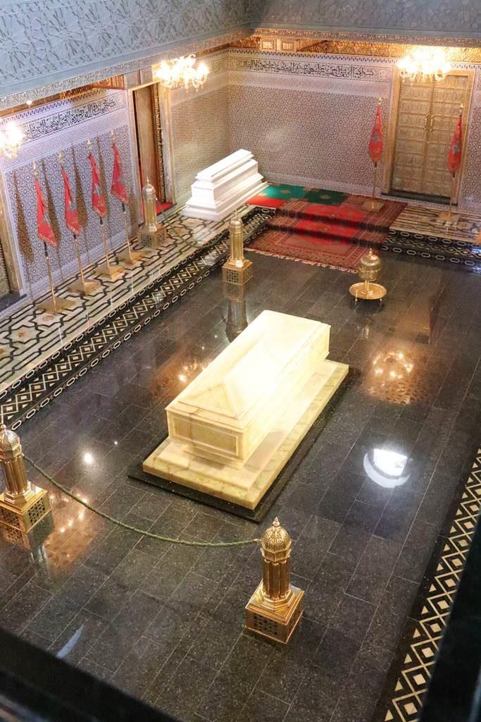 Rabat Mausolée Mohammed V