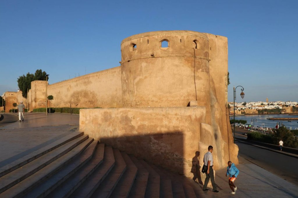Rabat fortifications