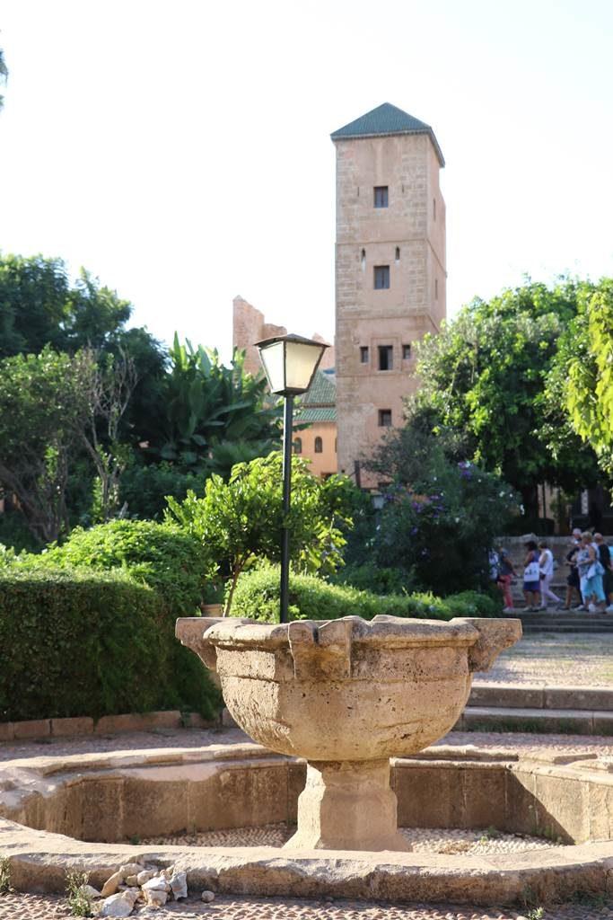 Rabat jardin andalou