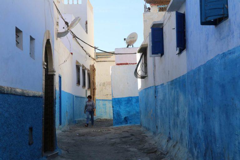 Rabat kasbah des Oudaïa